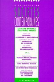 Les Sans Domiciles Fixes: Etats Unis, France - Couverture - Format classique