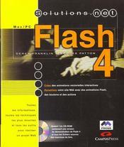 Flash 4 - Intérieur - Format classique