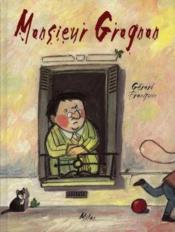 Monsieur grognon - Couverture - Format classique