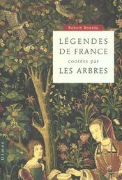 Légendes de France racontées par les arbres - Intérieur - Format classique