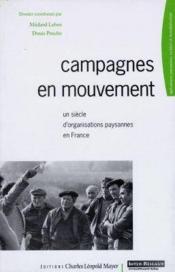 Campagnes en mouvement - Couverture - Format classique