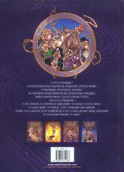Le collège invisible t.4 ; duelum magickum - 4ème de couverture - Format classique