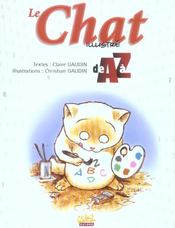 Le chat illustré de A à Z - Intérieur - Format classique