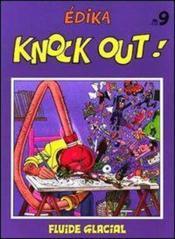 Edika T.9 ; Knock Out - Couverture - Format classique