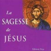 La sagesse de jesus - Couverture - Format classique