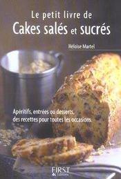 De cakes salés et sucrés - Intérieur - Format classique