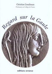 Regard Sur La Gaule - Intérieur - Format classique