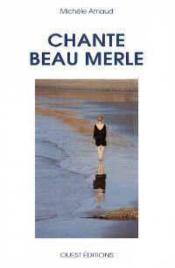 Chante Beau Merle - Couverture - Format classique