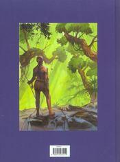 Toran T.2 ; Les Sirenes - 4ème de couverture - Format classique