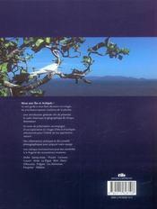 Îles et archipels ; Seychelles - 4ème de couverture - Format classique