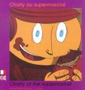 Charly Au Supermarche Francais Anglais - Intérieur - Format classique