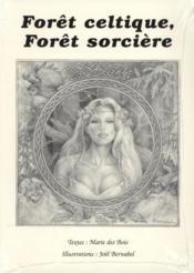 Foret Celtique, Foret Sorciere - Couverture - Format classique