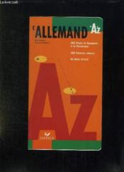 L'Allemand De A A Z - Edition 97  - Collectif