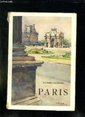 Paris. - Couverture - Format classique