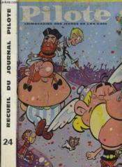 Pilote Le Magazine Des Jeunes De L'An 2000 - 24 - Couverture - Format classique