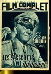 Le Nouveau Film Complet N° 72 - Les 5 Secrets Du Desert - Couverture - Format classique
