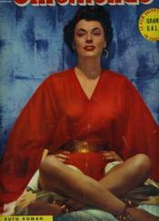CINEMONDE - 21e ANNEE - N° 963 - RUTH ROMAN: un amour, deux visages - Couverture - Format classique