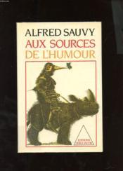 Aux Sources De L'Humour - Couverture - Format classique