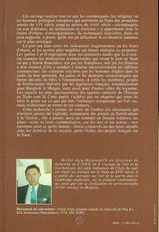 L'Europe Et Le Siam Du Xvi Au Xviii Siecle - 4ème de couverture - Format classique