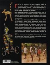 Jouets des enfants d'afrique - 4ème de couverture - Format classique