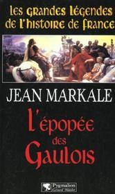 L'Epopee Des Gaulois - Intérieur - Format classique
