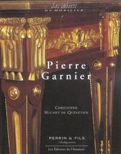 Pierre Garnier (1 Ed.) - Intérieur - Format classique