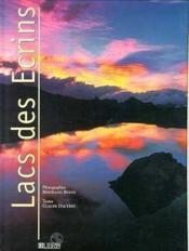 Lacs Des Ecrins - Couverture - Format classique