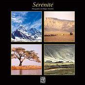**Serenite album - Intérieur - Format classique