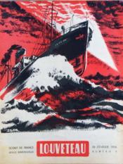 Louveteau N°4 du 20/02/1956 - Couverture - Format classique