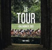 Calendrier le Tour 2013 - Couverture - Format classique