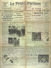 Petit Parisien Edition De Paris (Le) du 23/05/1941 - Couverture - Format classique
