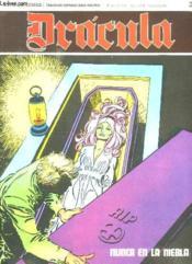 Dracula N° 35 Ninca En La Niebla. Texte En Espagnol. Bande Dessinee Pour Adultes. - Couverture - Format classique