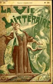 Alphonse Daudet. La Vie Litteraire. - Couverture - Format classique