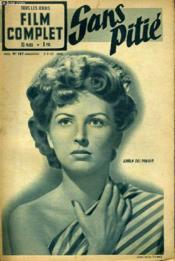 Tous Les Jeudis - Film Complet N° 187 - Sans Pitie - Couverture - Format classique