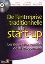 Vente livre :  Entrep trad a la start-up  - Azoulay