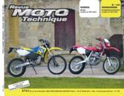 Rmt 120.1 Honda Xr400 Hva Te 350 A 610 - Couverture - Format classique