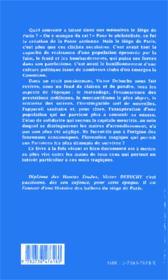 Vie A Paris Pendant Le Siege 1870-1871 - Couverture - Format classique