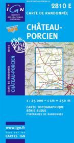 Château-Porcien - Couverture - Format classique