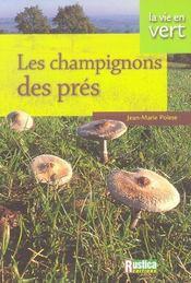 Champignons des pres - Intérieur - Format classique