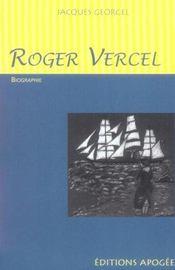 Roger vercel - Intérieur - Format classique