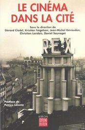 Le Cinema Dans La Cite - Intérieur - Format classique