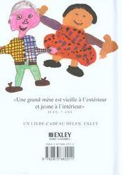 Mamy et papy - 4ème de couverture - Format classique