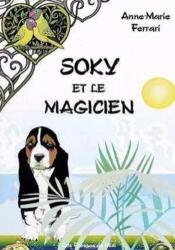 Soky Et Le Magicien - Couverture - Format classique