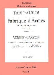 Verney-Carron 1883 - Couverture - Format classique