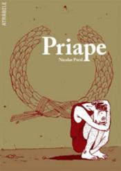 Priape - Couverture - Format classique