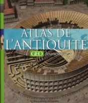 Vente livre :  Atlas de l'antiquité  - Peter Chrisp