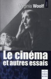 Le cinéma et autres essais - Couverture - Format classique
