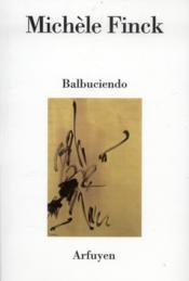 Balbuciendo - Couverture - Format classique