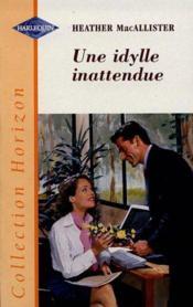Une Idylle Inattendue - The Boss And The Plain Jayne Bride - Couverture - Format classique