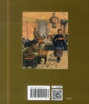 Opium - Les Fleurs Du Mal - 4ème de couverture - Format classique